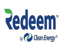REDEEM BY CLEAN ENERGY