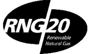 RNG 20 RENEWABLE NATURAL GAS