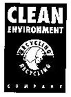 CLEAN ENVIRONMENT RECYCLING RECYCLING COMPANY