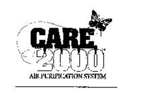 CARE 2000 AIR PURIFICATION SYSTEM