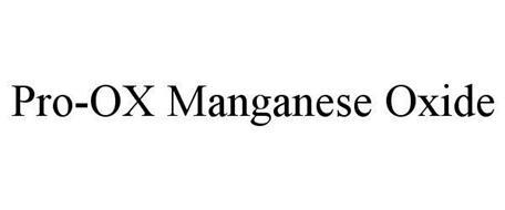 PRO-OX MANGANESE OXIDE
