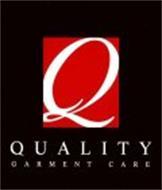 Q QUALITY GARMENT CARE