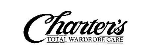CHARTER'S TOTAL WARDROBE CARE