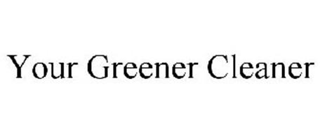 YOUR GREENER CLEANER