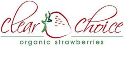 CLEAR CHOICE ORGANIC STRAWBERRIES