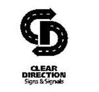 CD CLEAR DIRECTION SIGNS &SIGNALS