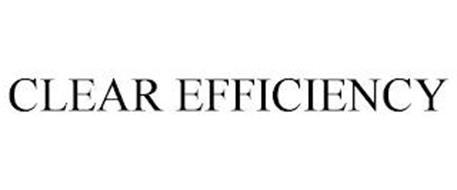 CLEAR EFFICIENCY