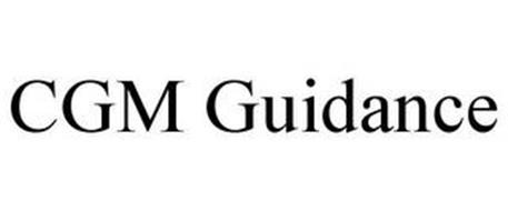 CGM GUIDANCE