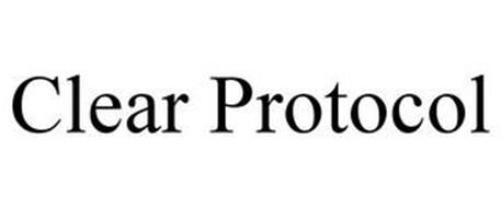 CLEAR PROTOCOL