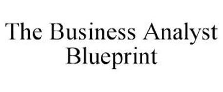 THE BUSINESS ANALYST BLUEPRINT
