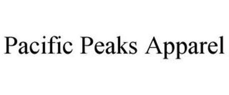 PACIFIC PEAKS APPAREL