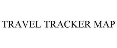 TRAVEL TRACKER MAP