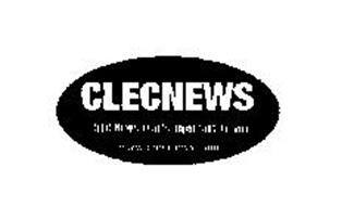 CLECNEWS CLEC NEWS THAT'S IMPORTANT TO YOU WWW.CLECNEWS.COM