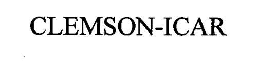 CLEMSON-ICAR