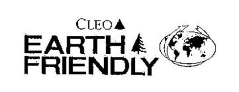CLEO EARTH FRIENDLY