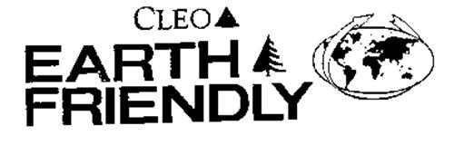 CLEO EARTH FRIENDLY