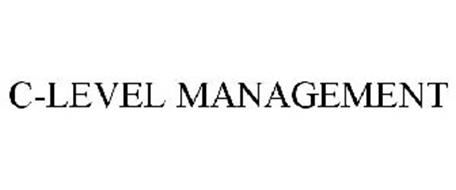 C-LEVEL MANAGEMENT