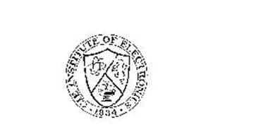 CIE INSTITUTE OF ELECTRONICS-1934-