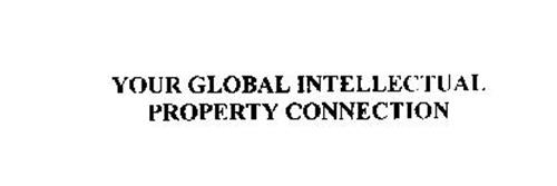 YOUR GLOBAL INTELLECTUAL PROPERTY CONNECTION