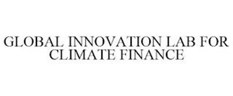GLOBAL INNOVATION LAB FOR CLIMATE FINANCE