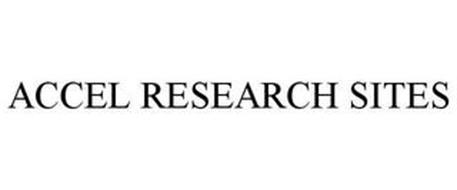 ACCEL RESEARCH SITES