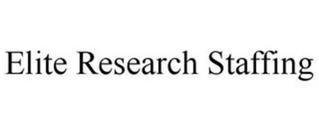 ELITE RESEARCH STAFFING