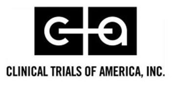 CTA CLINICAL TRIALS OF AMERICA, INC.