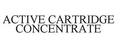 ACTIVE CARTRIDGE CONCENTRATE