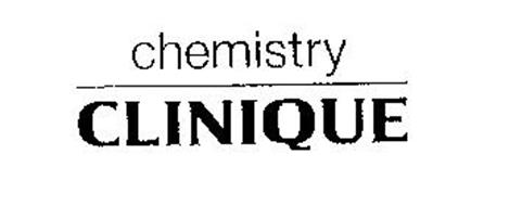 CHEMISTRY CLINIQUE