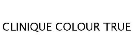 CLINIQUE COLOUR TRUE