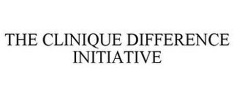 THE CLINIQUE DIFFERENCE INITIATIVE