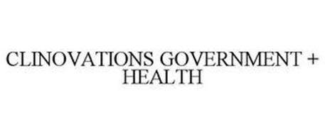 CLINOVATIONS GOVERNMENT + HEALTH