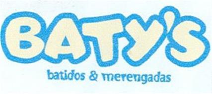 BATY'S BATIDOS & MERENGADAS