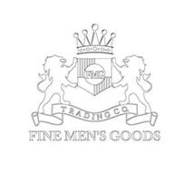 FINE MEN'S GOODS FMG TRADING CO.