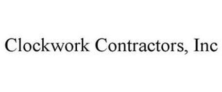 CLOCKWORK CONTRACTORS, INC