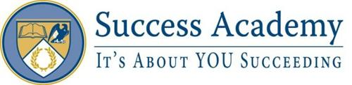 SUCCESS ACADEMY IT'S ABOUT YOU SUCCEEDING