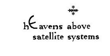HEAVENS ABOVE SATELLITE SYSTEMS