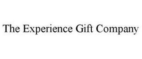 THE EXPERIENCE GIFT COMPANY