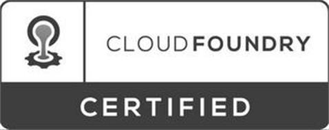 CLOUD FOUNDRY CERTIFIED
