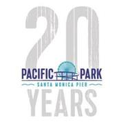 PACIFIC PARK SANTA MONICA PIER 20 YEARS