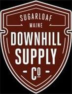 SUGARLOAF MAINE DOWNHILL SUPPLY CO