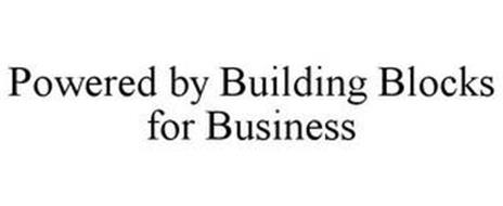 POWERED BY BUILDING BLOCKS FOR BUSINESS