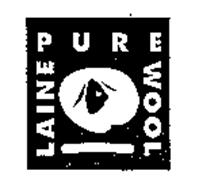 PURE WOOL LAINE