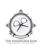 BARBERSHOP THE HANDSOME MAN CONFIRMING CONFIDENCE