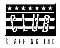CLUB STAFFING INC.
