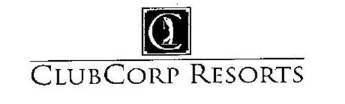 CLUBCORP RESORTS
