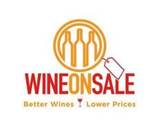 WINEONSALE BETTER WINES LOWER PRICES