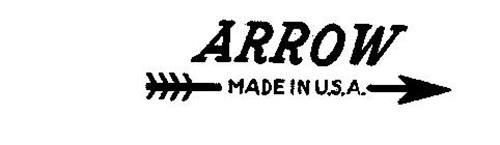 ARROW MADE IN U.S.A.