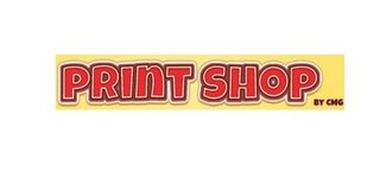 PRINT SHOP BY CMG