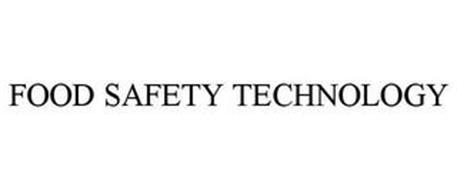 FOOD SAFETY TECHNOLOGY